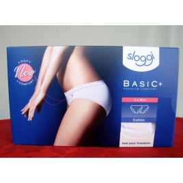 Slip Sloggi Basic Mini 2 paia