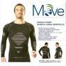 Maglia Termica Uomo M/L MOVE