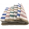 Asciugamani Rigati, Telo Bagno misure 70X120
