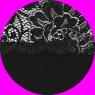Canottiera spalla + Culotte TRAMONTE nero