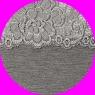 Maxi maglia mod. Leonida Tramonte colore grigio