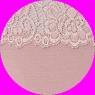 Maxi maglia mod. Leonida Tramonte colore cipria