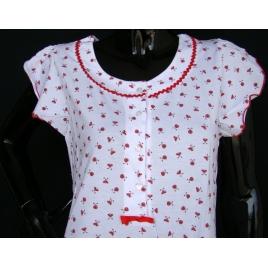 Camicia Coccinella rossa