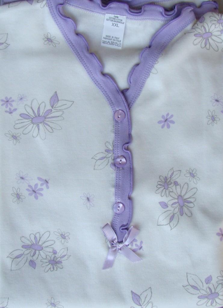 102 fiori grandi viola