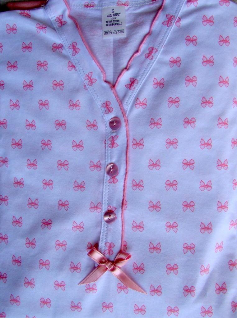 Gala fiocchetti rosa