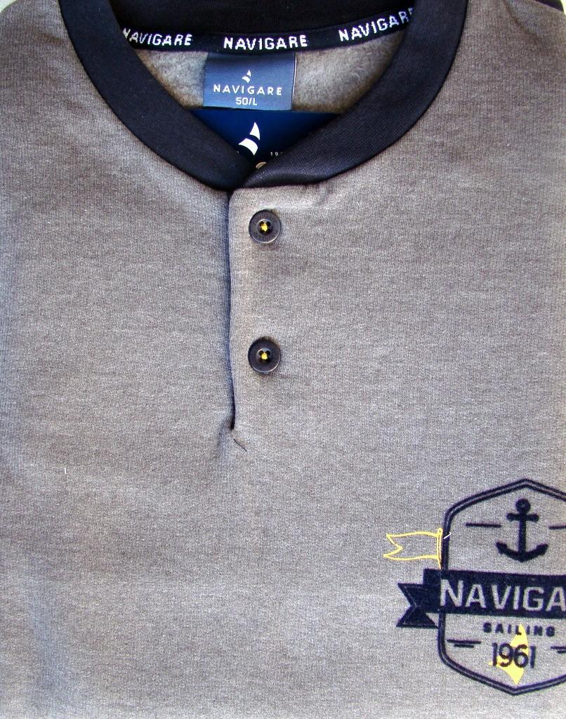 Navigare 140716 grigio scuro melange