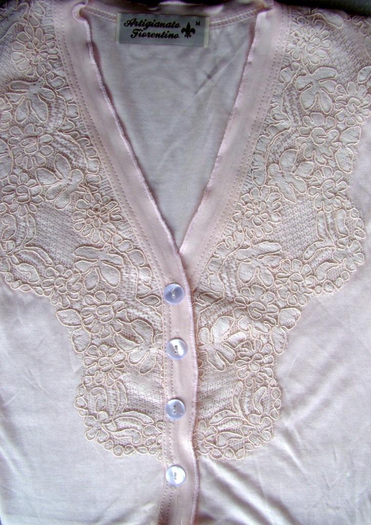Camicia Giuly rosa