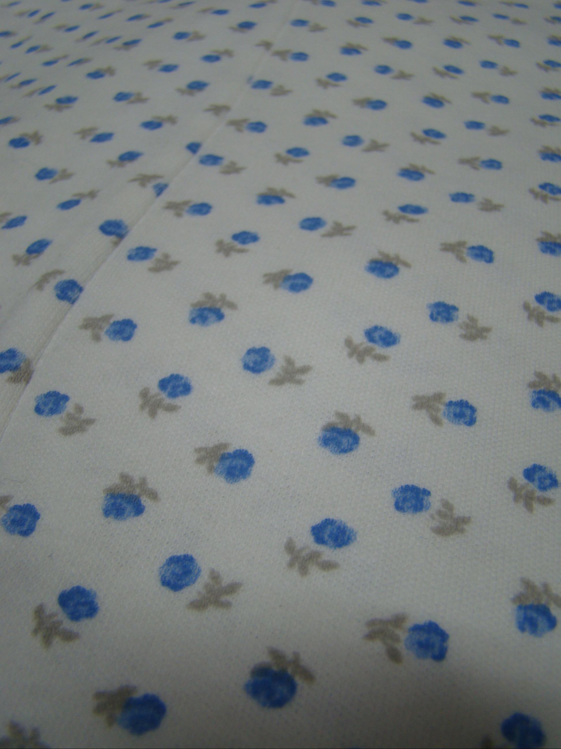 Fiorellini piccoli azzurri