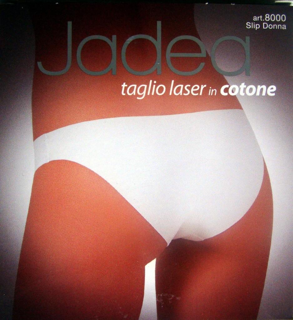 Slip Laser Jadea art.8000 bianco