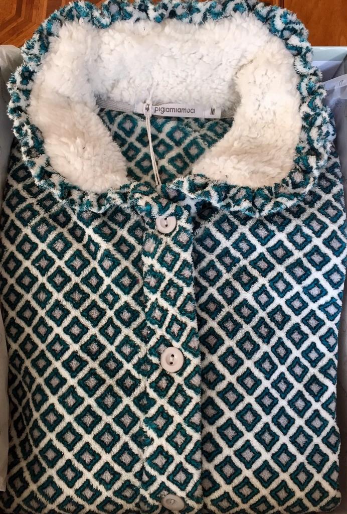 Vest. Pigiamiamoci 1003 Ice grey