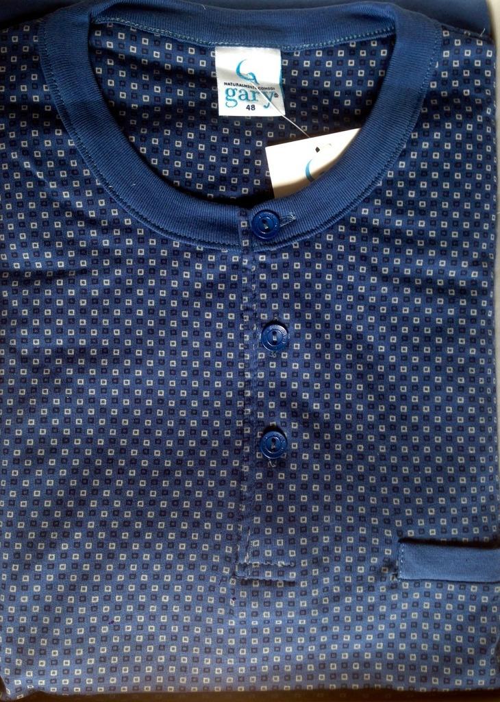 Gary uomo D65004 azzurro