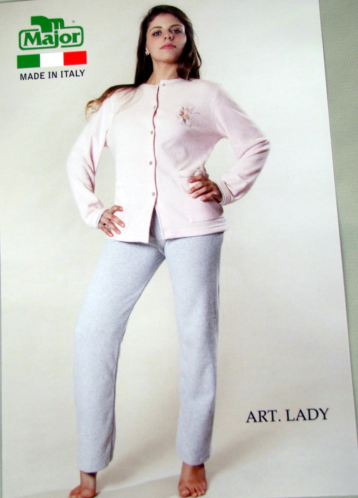 Lady Rosa/Grigio